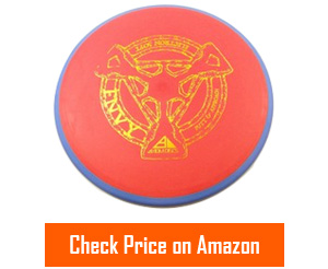 axiom discs electron firm envy putter
