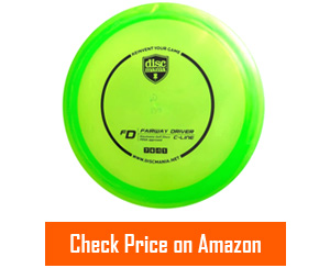 discmania c-line fd jackal fairway drivers