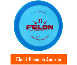 dynamic disc lucid felon