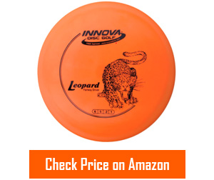 innova dx leopard fairway drivers