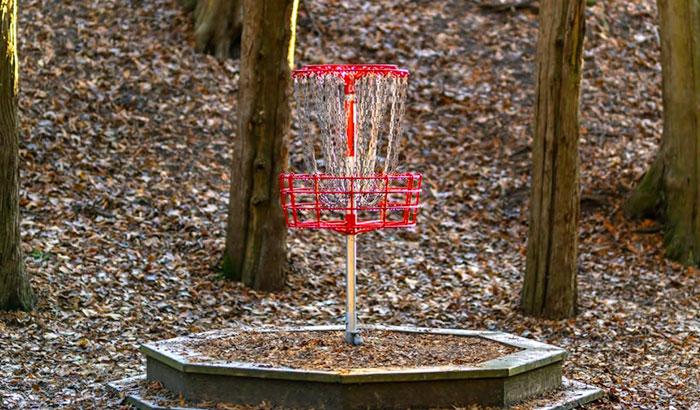 best practice basket disc golf