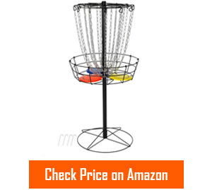 crown me disc golf basket targets