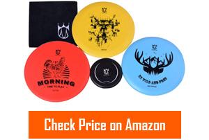crown me disc golf set
