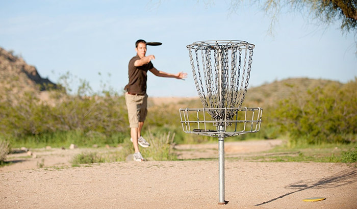 how to get sponsored in disc golf