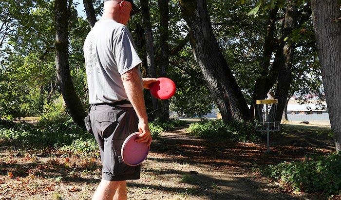 how to spin putt disc golf