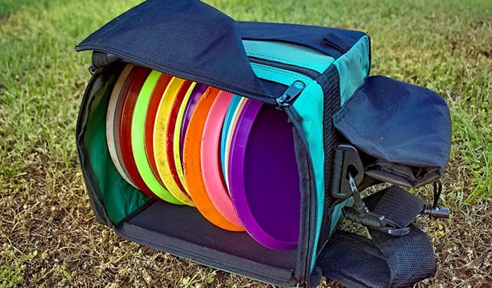 best backpack disc golf bag